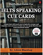 The Perfect Guide For IELTS SPEAKING CUE CARDS