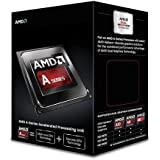 AMD Quad-Core A8-Series APU A8-6600K with Radeon HD 8570D (AD660KWOHLBOX