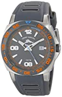 Tommy Bahama RELAX Men's RLX1242 Del Mar Analog Display Japanese Quartz Grey Watch from Tommy Bahama RELAX