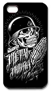 Metal Mulisha iphone 4/4s Case by icasepersonalized