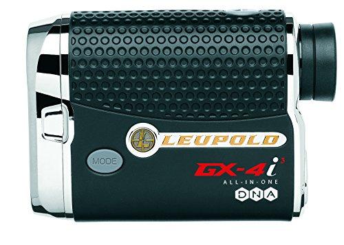 Leupold GX-4i3 Golf Rangefinder Bundle I Includes Golf Rangefinder (Slope & Non-Slope Function) with Carrying Case, PlayBetter Microfiber Towel & Two (2) CR2 Batteries | True Golf Range (TGR) | Bundle