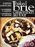 Gourmet Village Baked Brie Topping Mix - Cranberry & Almonds