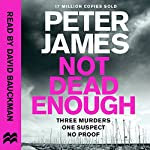 Not Dead Enough: Roy Grace, Book 3 | Peter James