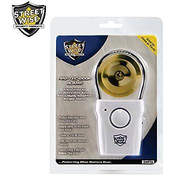 Streetwise Security Products Streetwise Pro-Tec-Door Alarm