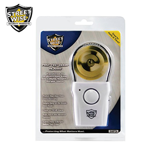 Streetwise Security Products Streetwise Pro-Tec-Door Alarm