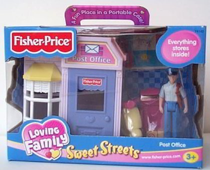 Fisher Price Sweet Streets Post Office