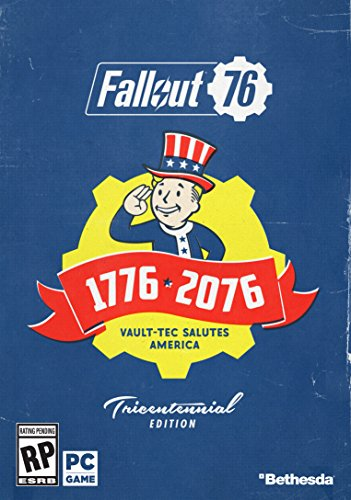 Video Games : Fallout 76 Tricentennial Edition - PC