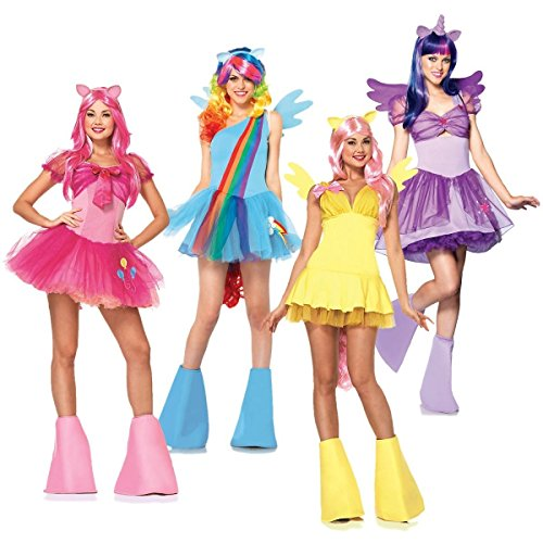 Little Pony Halloween Costumes for Women