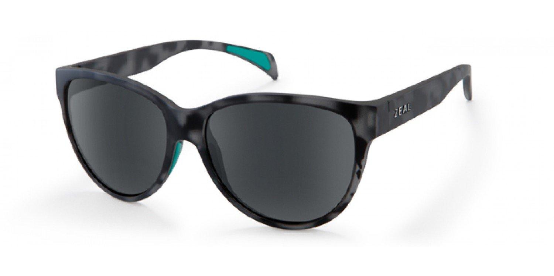 Zeal Optics Eldorado Polarized Sunglasses - Hickory Frame with Copper Lens (Smoke Tortoise) by Zeal Optics
