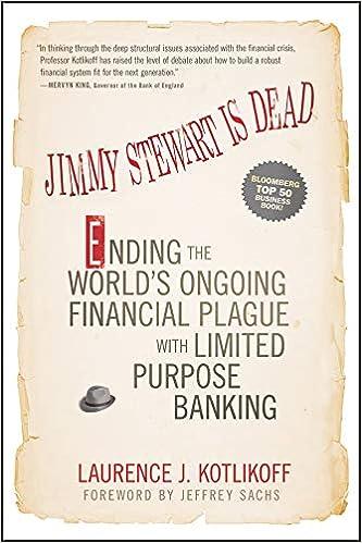5ecda173df Jimmy Stewart Is Dead: Ending the World's Ongoing Financial Plague ...