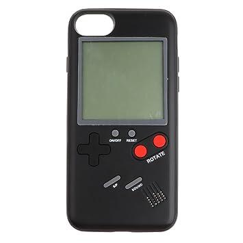 D Dolity Telefono Buzon Clasica Consola De Juegos Tetris Parte
