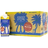 CocoGoods Co. Vietnam Single-Origin Natural Coconut Water with Fresh Pineapple Juice 16.9 fl. oz (Pack of 12)