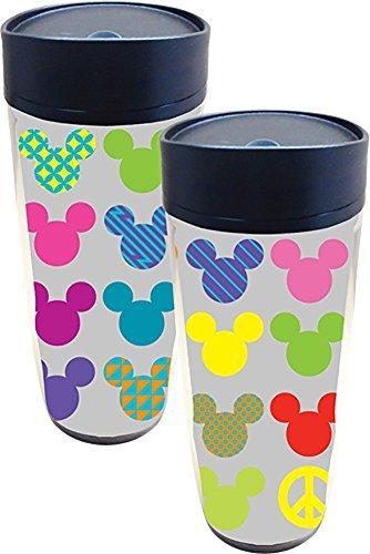 Disney Mickey Mouse Head Travel Mug