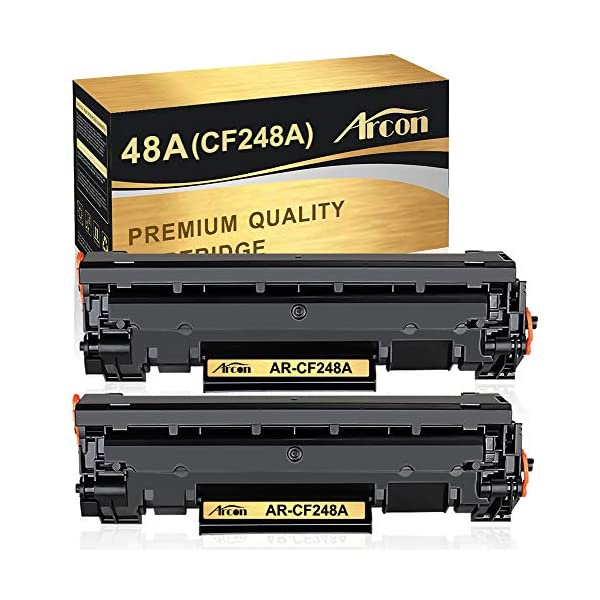 HP black toner cartridge by Arcon
