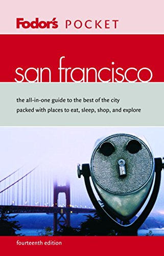 Download Fodor's Pocket San Francisco, 14th Edition: The All-in-One Guide to the Best of the City Packed with Places to Eat, Sleep, Shop, and Explore (Travel Guide) pdf epub