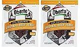 Oberto All Natural Original Beef Jerky, 10 Ounce, 2 Pack