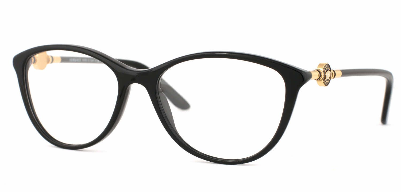 Versace Women's VE3175 Eyeglasses Black 54mm