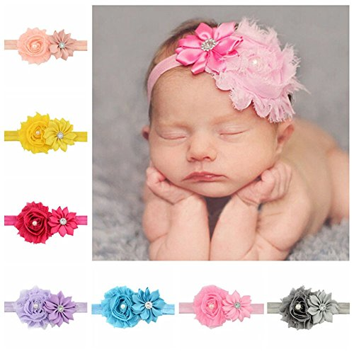YHXX YLEN Toddler Flower Headband product image