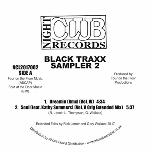 Sampler 2 by Black Traxx on Amazon Music - Amazon com
