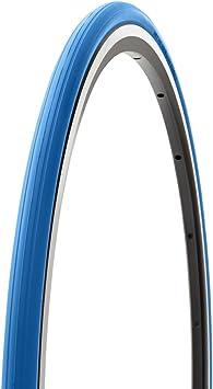 Neumático para rodillos de entrenamiento Tacx T1390, Cubierta, Unisex, Azul, 700 x 23c: Amazon.es: Deportes y aire libre