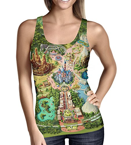 Queen of Cases - Camiseta sin mangas - Sin mangas - para mujer