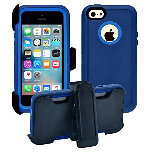 AlphaCell Cover Compatible with iPhone 5C (Only)