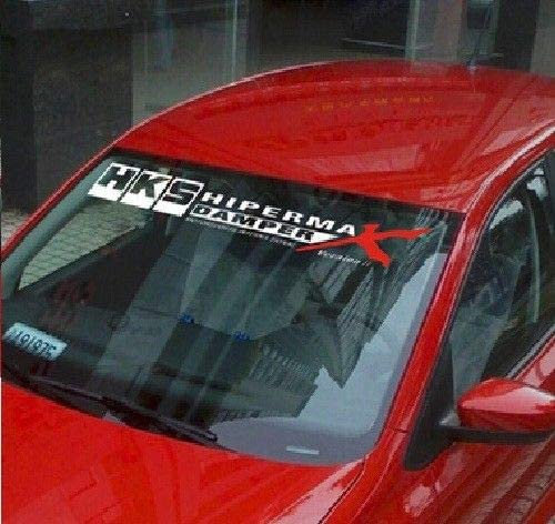 Tuning/_Store TRD Racing Car Front Windshield Window Clear Vinyl Banner Decal Sticker Quality Accessories for Car Tuning