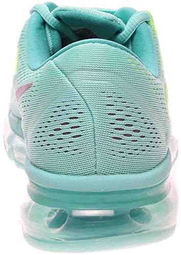 Hyper Silver Chaussures GS Air Reflect 2016 Femme Nike Max de Course Turq CxT84qnH