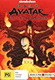 Avatar The Last Airbender - Book 3 Fire - Volume 3 [NON-USA Format / PAL / Region 4 Import - Australia]