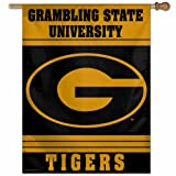 NCAA Grambling Tigers 27-by-37 inch Vertical Flag
