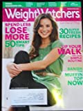 Weight Watchers March/April 2011 Spend Less Lose More Up Your Walk Banish the Muffin Top Now