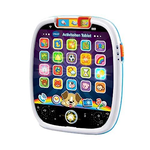 VTech Baby – Activiteiten Tablet – Nederlands Gesproken – Voor Jongens en Meisjes – Van 9 tot 36 maanden – Educatief…