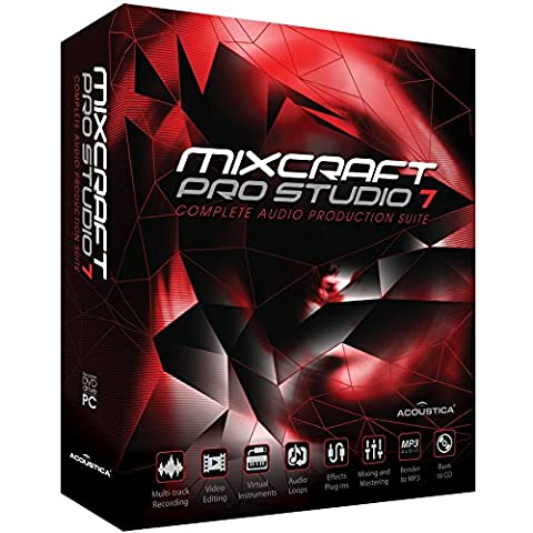 Mixcraft Pro Studio 7 (Upload Music To Cloud)