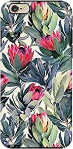DailyObjects A painted Protea pattern Tough Case For iPhone 6