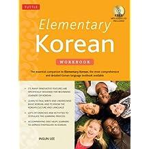 Elementary Korean Workbook: (Audio CD Included)