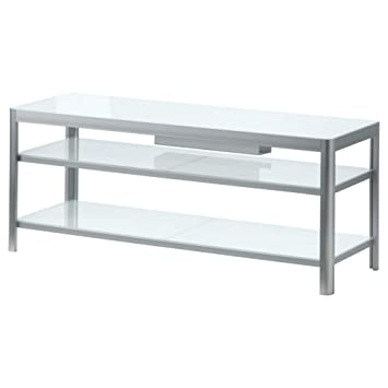 Ikea Asie Gettorp Gettorp Tv Banc Blanc Aluminium Amazon Fr