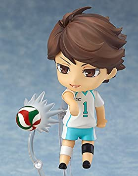 Good Smile Haikyuu: Toru Oikawa Nendoroid Action Figure