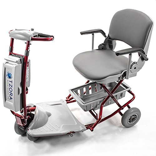 TZORA CLASSIC Lexis Light folding scooters
