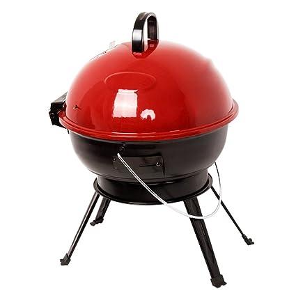 Horno eléctrico Horno de carbón Plegable portátil Acampar al Aire Libre Barbacoa Mini Mini Barbacoa Estufa