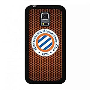 Samsung Galaxy S5 Mini Diy Montpellier H¨¦rault Sport Club Diy Funda,the Ligue 1 Funda for Samsung Galaxy S5 Mini,Phone Back Funda