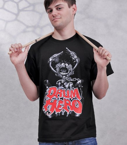 Muppets T-Shirt Drum Hero (S)