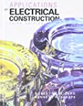 Applications of Electrical Construction