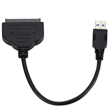 FairytaleMM USB 3.0 a 2.5in SATA III Cable de Adaptador de 22 ...