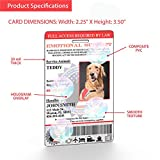 XpressID Holographic Emotional Support Animal ID