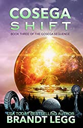 Cosega Shift (The Cosega Sequence Book 3)
