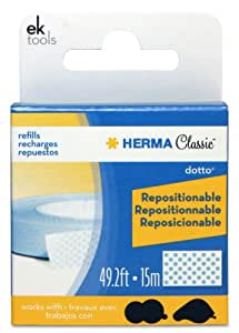 EK Success Dotto Refill, Repositionable, Old Package