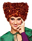 Spirit Halloween Hocus Pocus Winifred Sanderson Wig for Adults - Deluxe | Officially Licensed