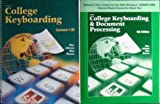 Gregg College Keyboarding and Document Processing) 9780078257551