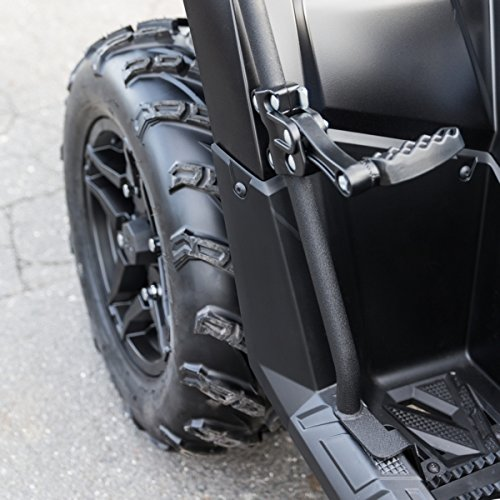 Kimpex – Fender Guards Kit – Black, Polaris Sportsman SP 570 2015-18