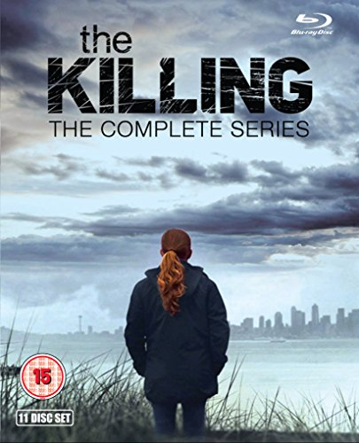 The Killing (Complete Series) - 11-Disc Box Set [ NON-USA FORMAT, Blu-Ray, Reg.B Import - United Kingdom ]